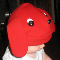 Clifford Big Red Dog Children's Hat