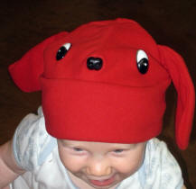 Clifford Big Red Dog youth Hat